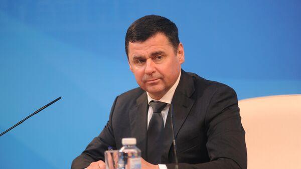 Губернатор Ярославской области Дмитрий Миронов