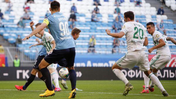 Russia Soccer Premier-League Krylya Sovetov - Akhmat