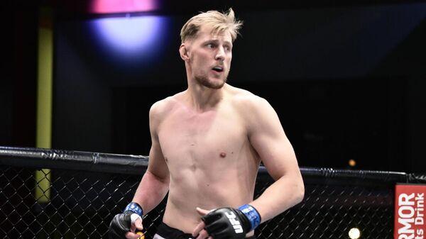 Российский боец MMA Александр Волков