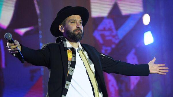 Участник группы Uma2rmaN Владимир Кристовский