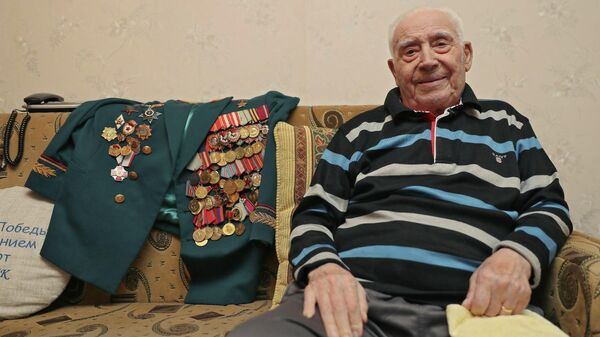 Герой Герой Советского Союза Ашот Аматуни