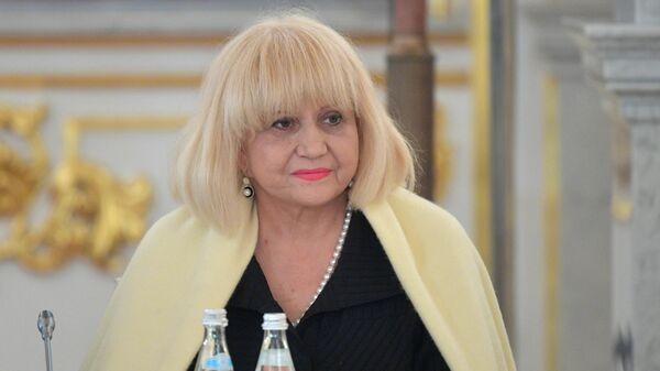 Председатель совета Общероссийской общественной благотворительной организации Союз семей военнослужащих России Мария Большакова