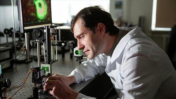Исследование вихревых полей в оптических резонаторах, автор Andrey Chernogorodov