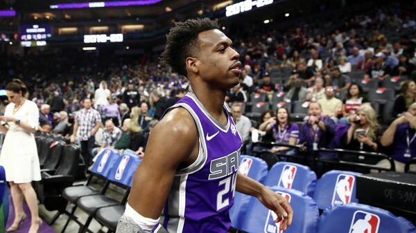 Защитник клуба НБА Сакраменто Кингз Бадди Хилд
