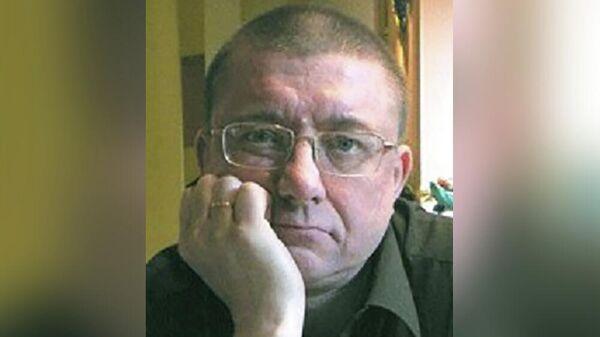 Журналист Игорь Сидоров
