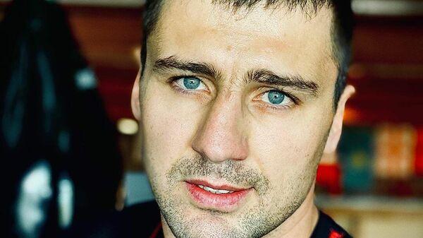 Бывший чемпион мира в полутяжелом весе по версии WBC украинский боксер Александр Гвоздик
