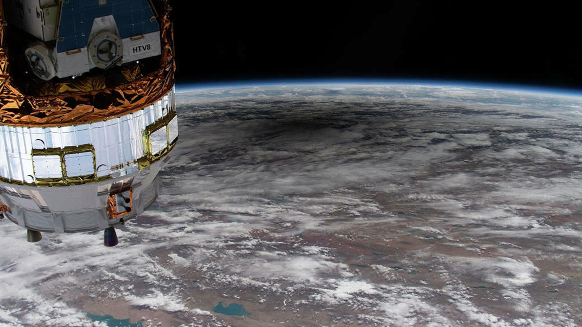 """РКК """"Энергия"""" предложила создать российскую космическую станцию"""