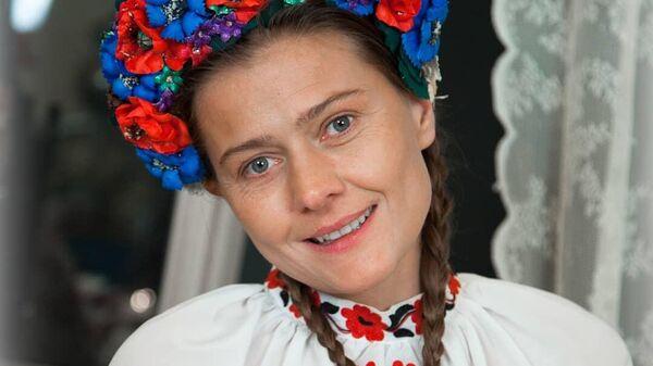 Актриса Мария Голубкина