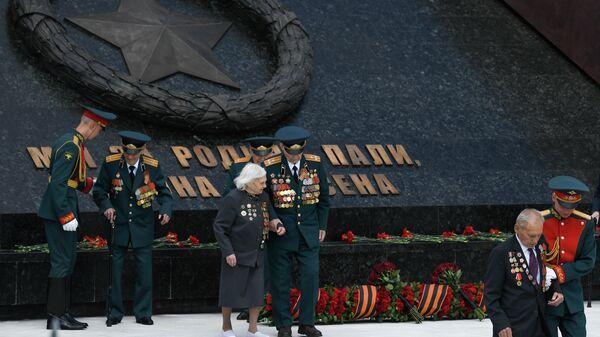 Россияне оценили предложение о наказании за оскорбление ветеранов
