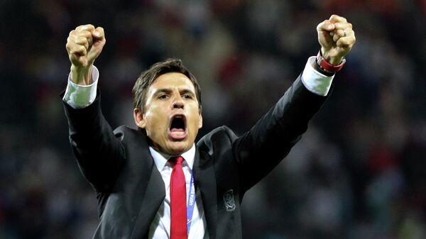 Главный тренер сборной Уэльса на ЕВРО-2016 Крис Коулмэн