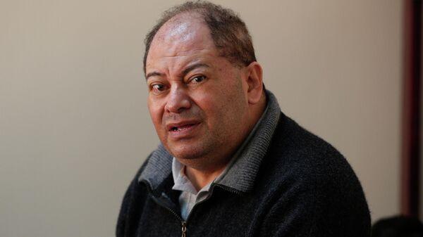 Бывший глава МВД Боливии Карлос Ромеро