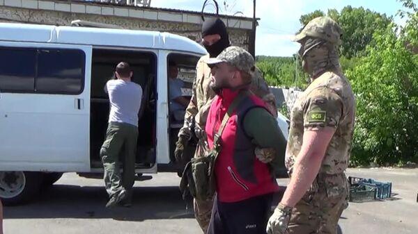 Задержание сотрудниками ФСБ РФ в ходе оперативных мероприятий преступной группы лиц, причастных к незаконному обороту оружия, в Кемерово
