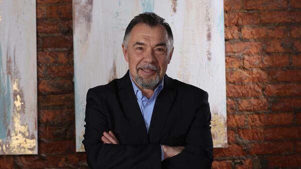 Врач-диетолог Михаил Гинзбург