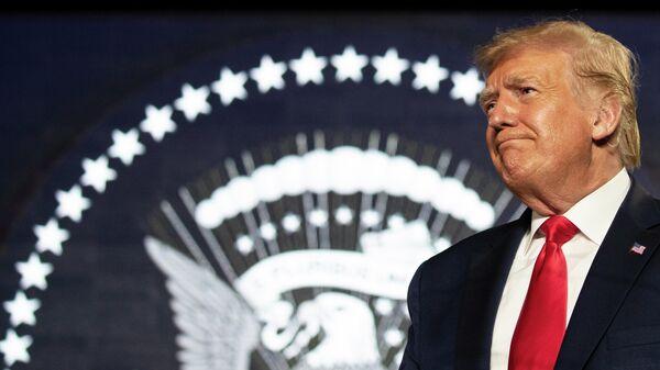 Трамп не исключил запрета на работу Alibaba в США