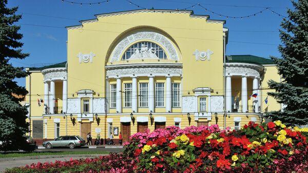 Здание Российского государственного академического театра драмы имени Федора Волкова