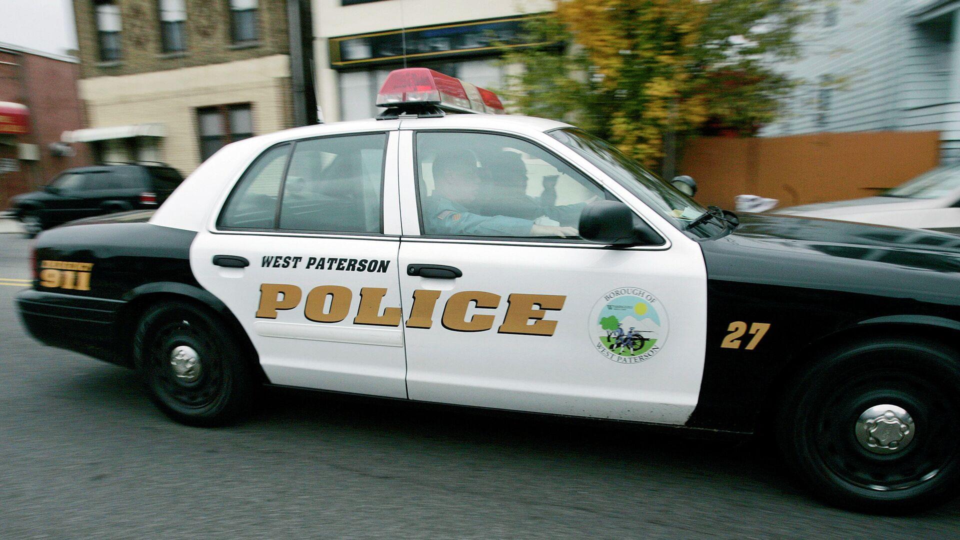 Полиция города Патерсон штата Нью-Джерси - РИА Новости, 1920, 26.09.2020