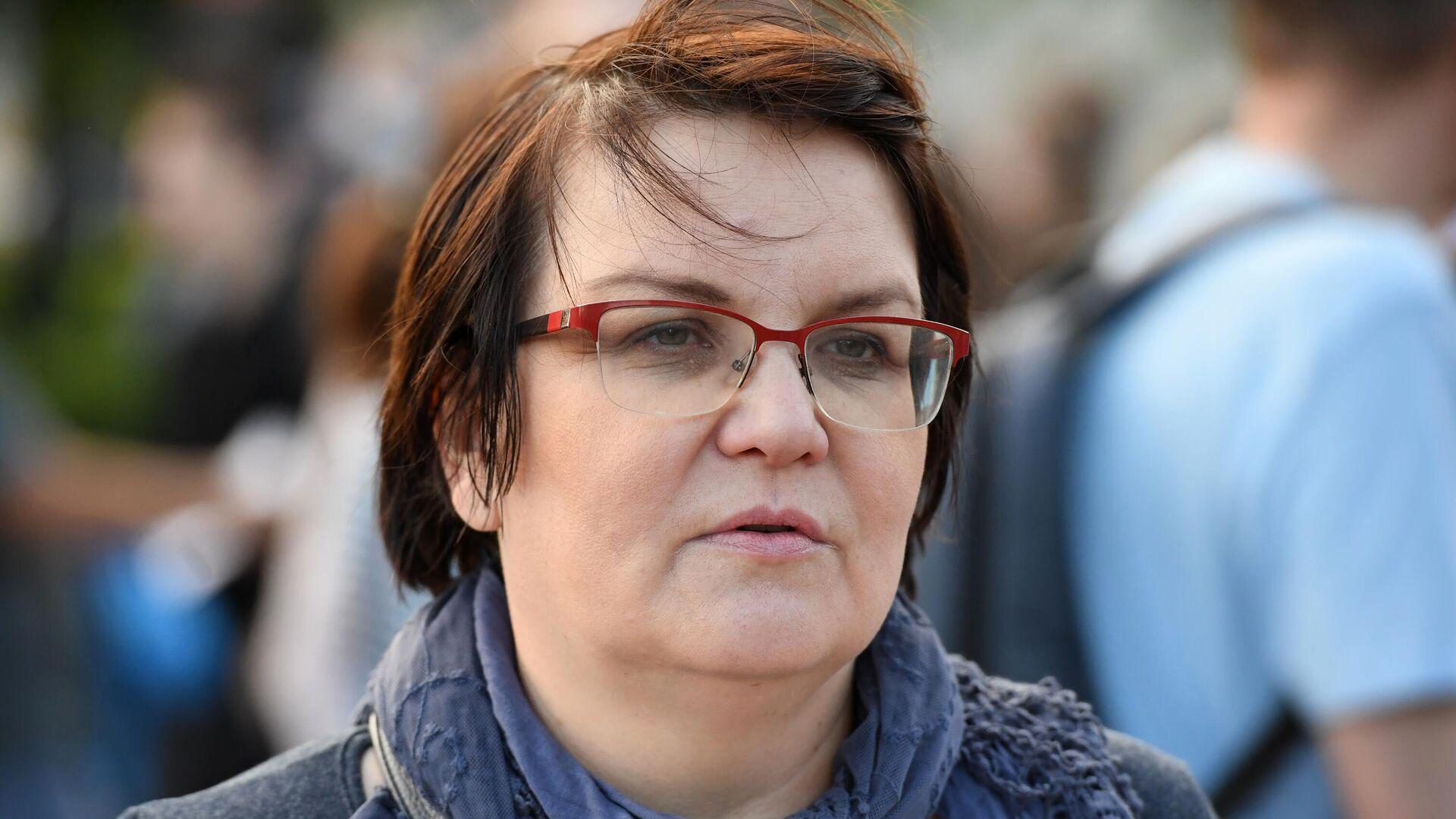 Юлию Галямину задержали на съезде муниципальных депутатов в Великом Новгороде