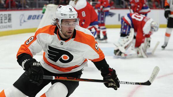 Хоккеист клуба НХЛ Филадельфия Флайерз Иван Проворов