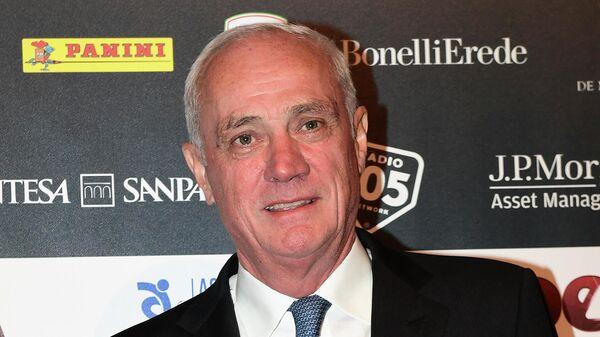 Президент футбольного клуба Аталанта Антонио Перкасси