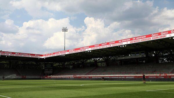 Стадион берлинского Униона