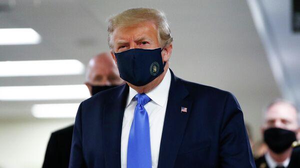 Трамп не намерен рекомендовать всем американцам носить маски