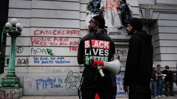 """Дайте денег на экстремизм"""": кто и что финансирует Black Lives Matter - РИА  Новости, 18.07.2020"""