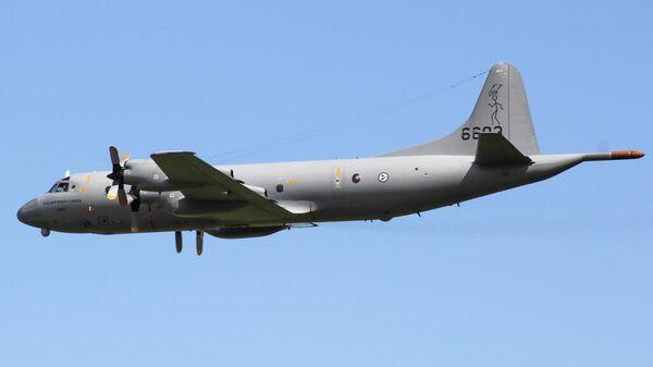 Самолет Lockheed P-3 Orion норвежских ВВС