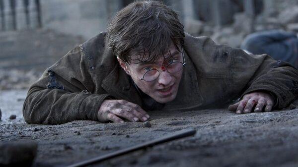 Кадр из фильма Гарри Поттер и Дары Смерти: Часть II