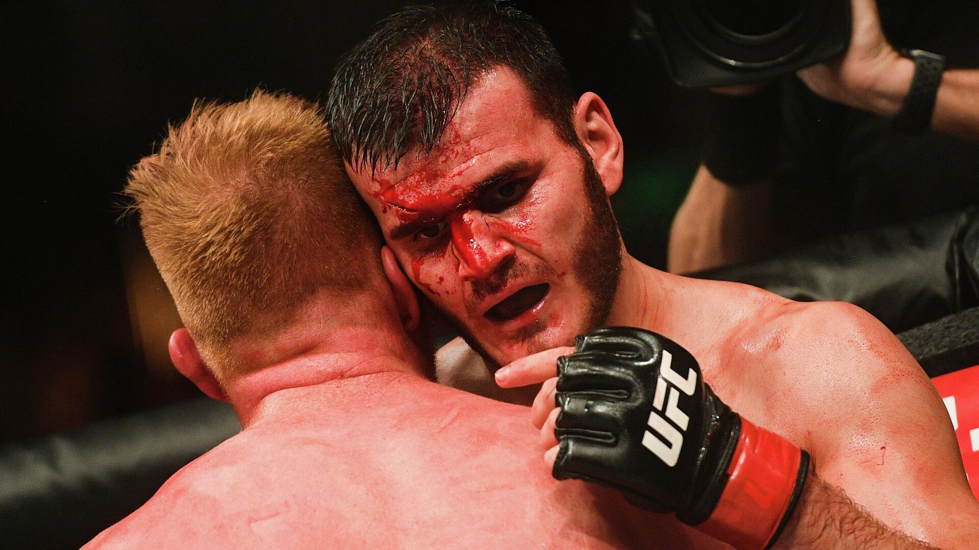 UFC Fight Night в Москве - РИА Новости, 1920, 27.09.2020