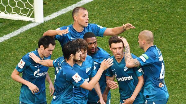 Игроки ФК Зенит