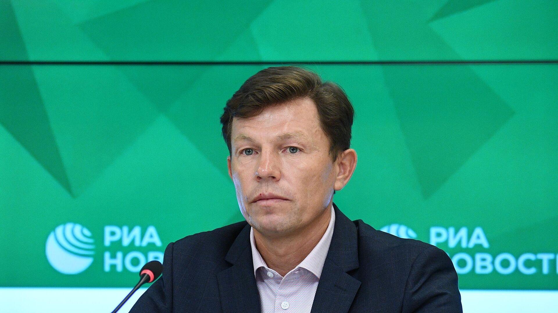 Виктор Майгуров - РИА Новости, 1920, 25.09.2020
