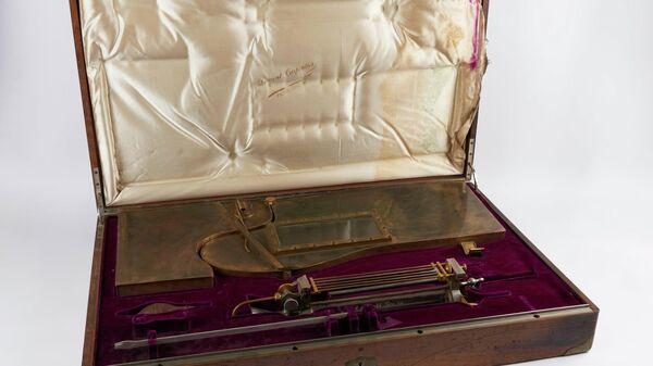 Очиститель воздуха, который был представлен папе Льву XIII