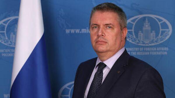 Директор Четвертого Европейского департамента МИД России Юрий Пилипсон
