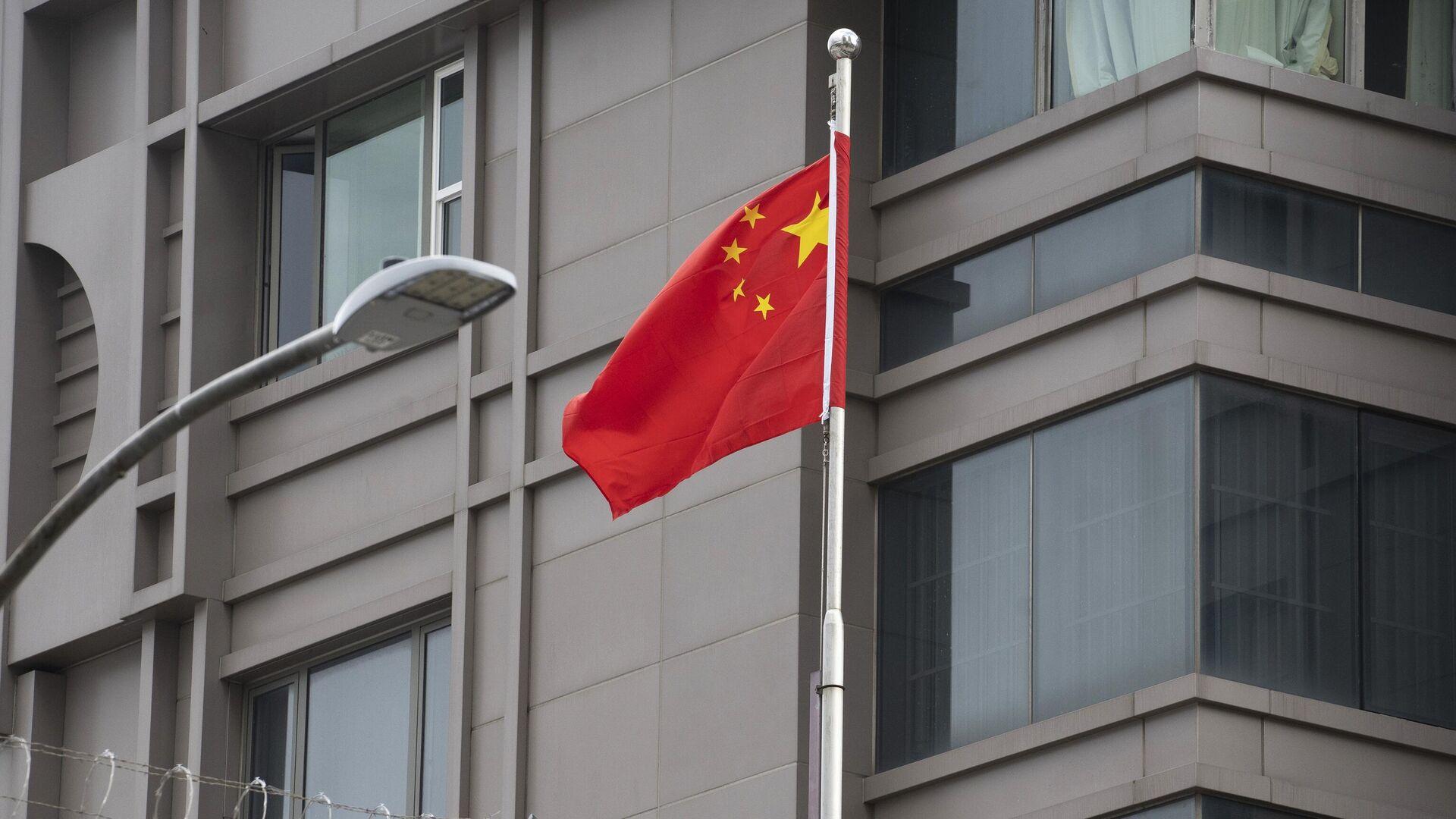 Генеральное консульство КНР в Хьюстоне - РИА Новости, 1920, 03.03.2021