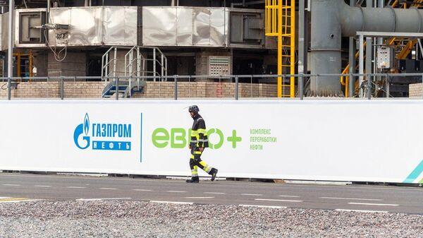 Ввод в эксплуатацию высокотехнологичного комплекса переработки нефти Евро+ Московского НПЗ