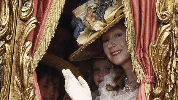 Кадр из фильма Безумие короля Георга