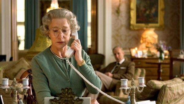 Кадр из фильма Королева