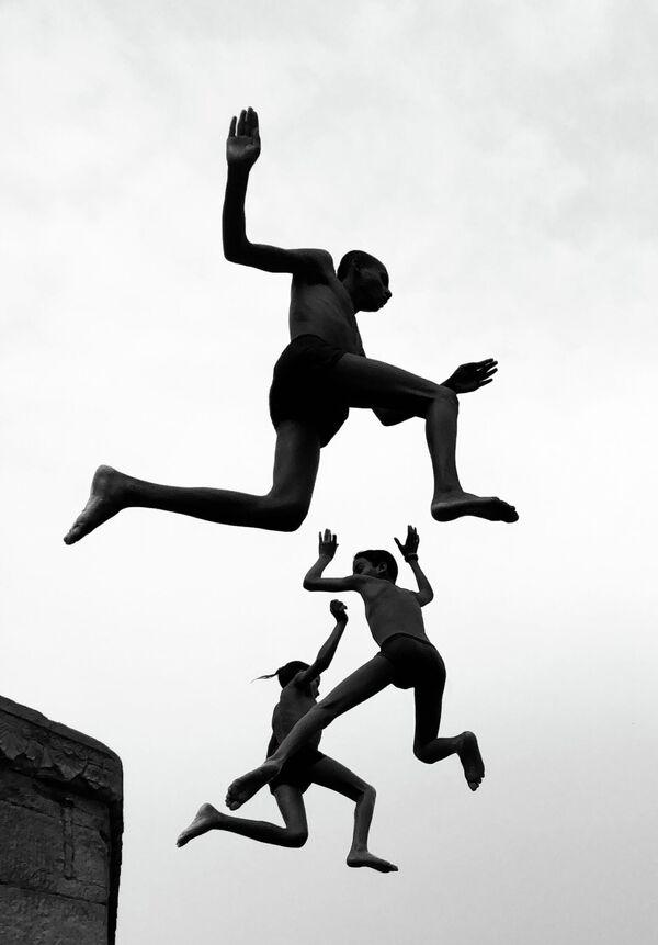 Dimpy Bhalotia. Работа победителя конкурса iPhone Photography Awards 2020