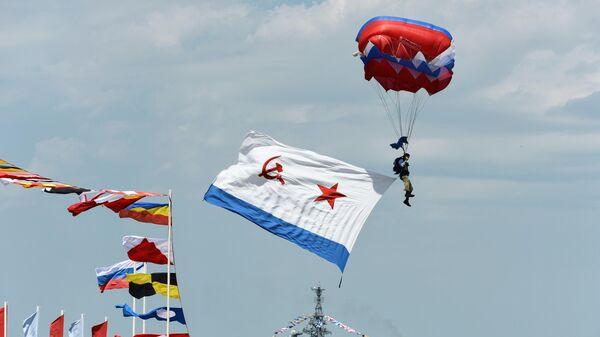 День ВМФ в городах России
