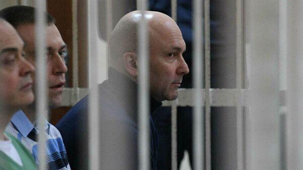 Андрей Втюрин в суде