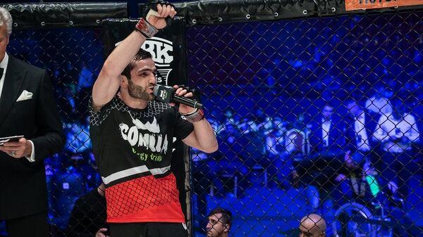 Россиянин Валиев не выступит на ближайшем турнире UFC