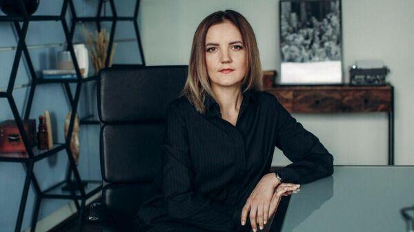Министр имущественных отношений Московской области Наталья Адигамова
