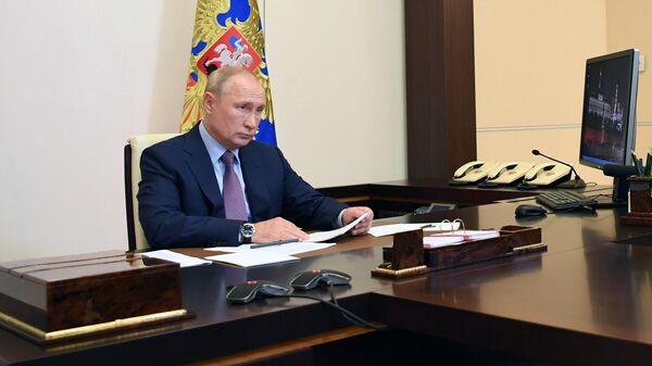 Путин объяснил необходимость дистанционной медицинской помощи в России