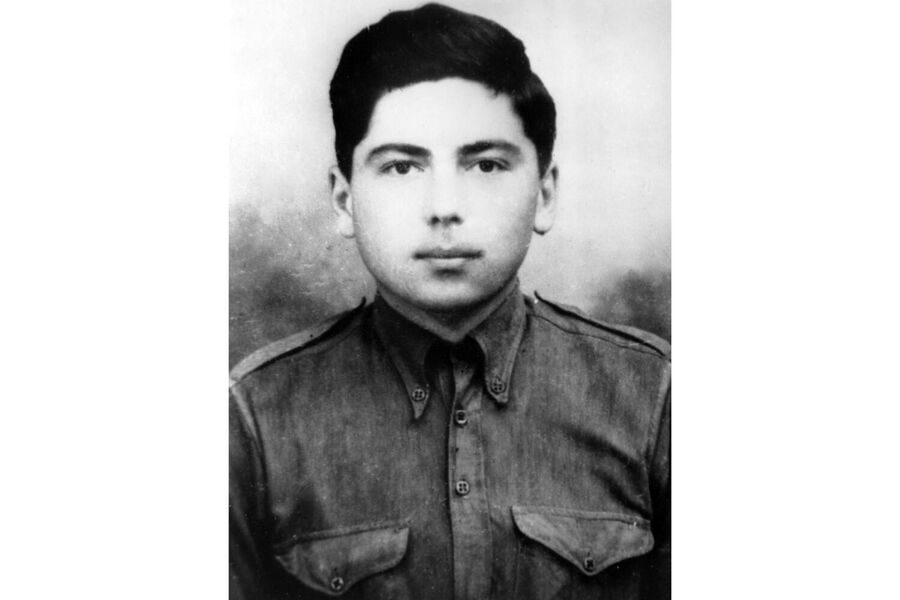 Советский участник французского Сопротивления Олег Озеров. Великая Отечественная война 1941-1945 годов