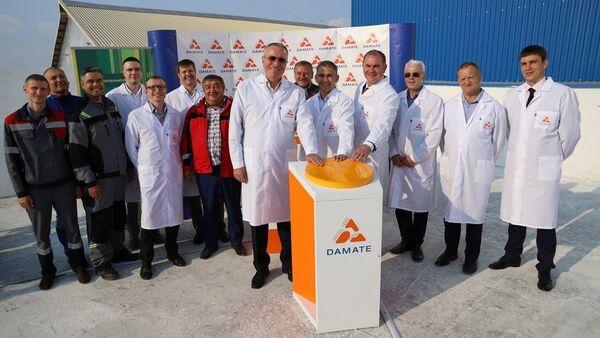 Компания Дамате запустила третью очередь молочно-товарного комплекса в Тюменской области