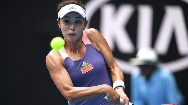 Китайская теннисистка Ван Цян