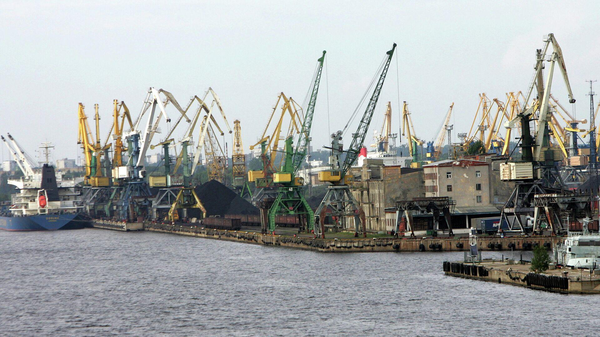 В Латвии пожаловались на последствия потери грузов из России