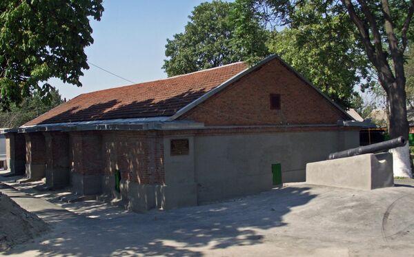 Музей Пороховой погреб в Азове