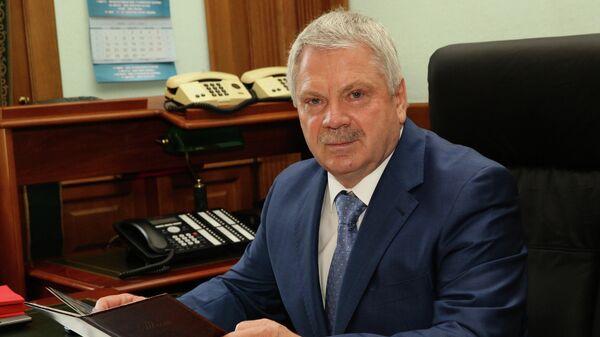 Руководитель департамента ГОЧСиПБ Москвы Юрий Акимов