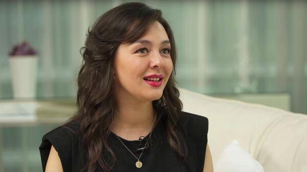 Скриншот видеоинтервью Марины Кравец